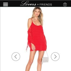 Lovers + Friends Trenton Dress